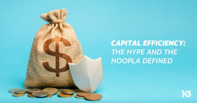 Capital Efficiency: the hype and the hoopla defined