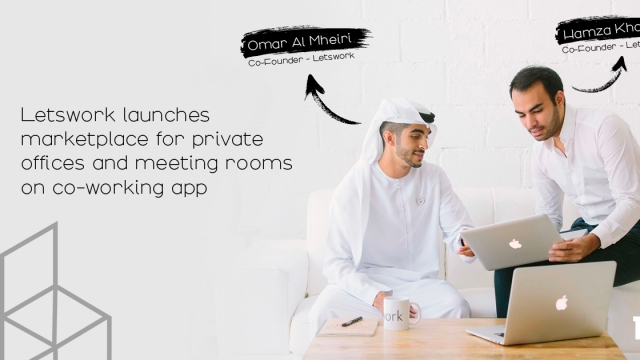 Letswork launches marketplace for private offices and meeting rooms on co-working app