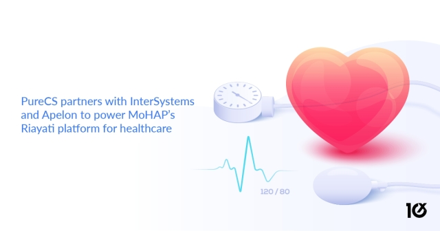 PureCS partners with InterSystems and Apelon to power MoHAP's Riayati platform for healthcare