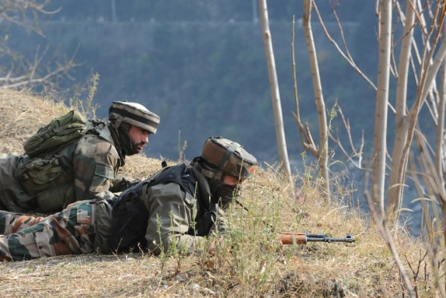 This Is How Indian Security Forces Fought Terrorists And Hostile Kashmiris