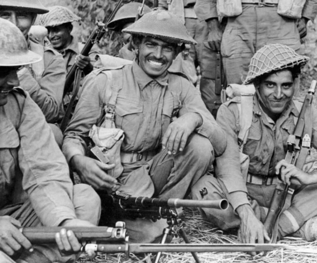 How India Bailed Out The West In World War II