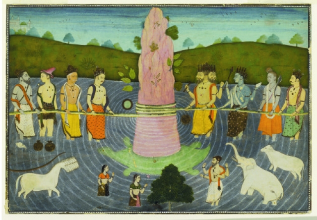 Krishna: Through The Hands Of Muslim Artists