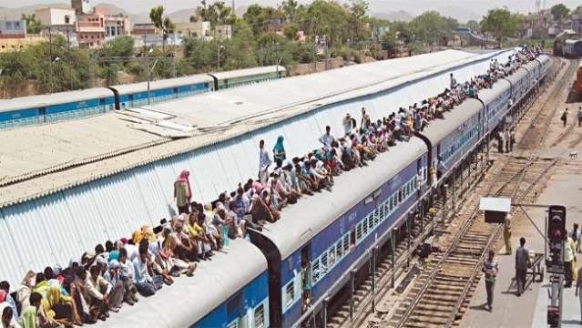 Co-opting the Railways to Build India's Smart Cities