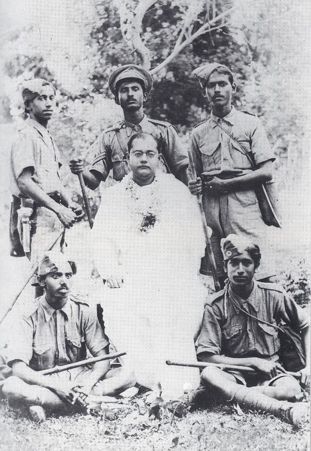 Vilifying Netaji To Shield Panditji