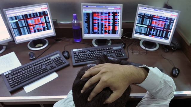 Amid Coronavirus Outbreak Fear, Sensex Slumps Over 700 Points; Nifty Too Takes A Dip