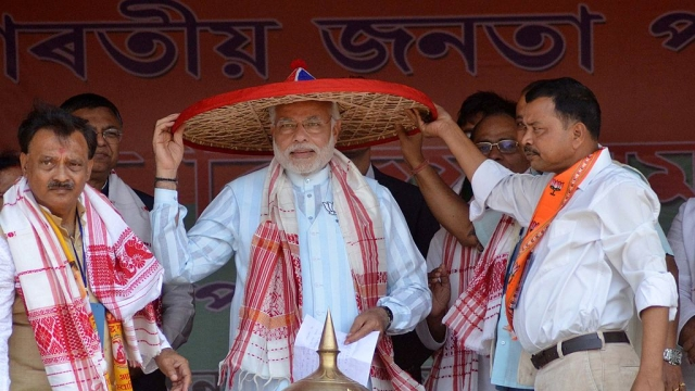 Is The Congress Losing Ground In Assam To The BJP?