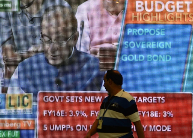 Jaitley's Budget Speech: Which Words Used More, Which Ones Left Out?