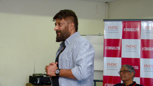 Vivek Agnihotri 'Attacked' By NSUI In Ahmedabad, Before Lecture On 'Urban Naxals' At Vadodara's MS University