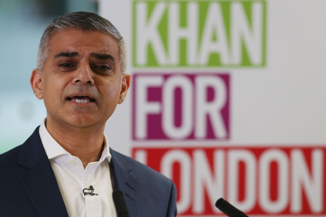 The Spectre Of Mayor Khan's Islamist London