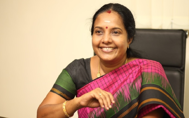 Tamil Nadu BJP's Western Hope - An Interview With Vanathi Srinivasan