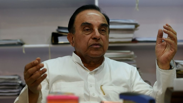 Structure Demolished  In Ayodhya On 6 December 1992 Was Not A Mosque, But A Temple: Swamy