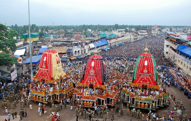 Rath Yatra: Many Tales Behind The Story