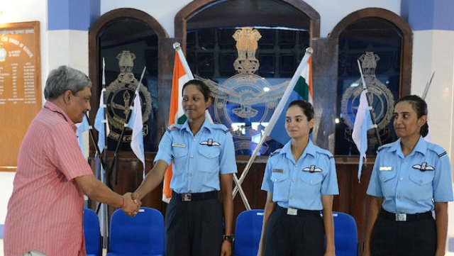 Women Joining The Fighter Stream Of The IAF Is A Welcome Move