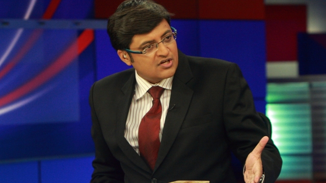 Arnab Goswami's Vision For The Future Of Indian Journalism