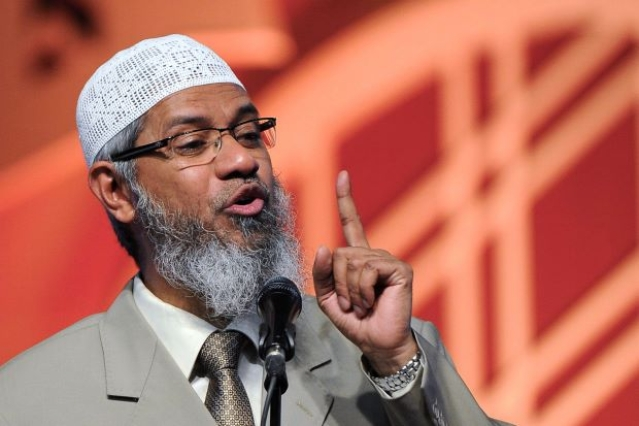Zakir Naik Wants Islamic Nations To Collect Data On Indian Non-Muslims 'Attacking' Muslims, Arrest Them During Travel