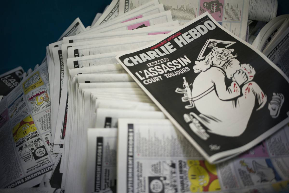 French Magazine Charlie Hebdo To Republish Cartoons Of Mohammed As Trial Over 2015 Islamist Terror Attack Begins Tomorrow