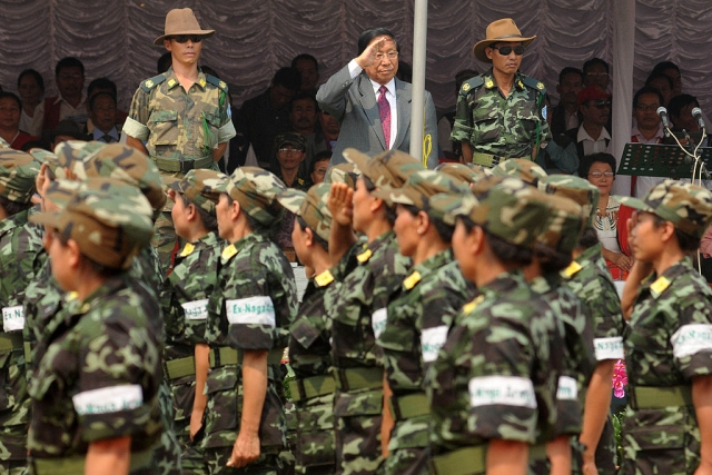Set Back For Naga Peace Talks: Rebel Group NSCN-IM Supremo Reiterates Demand for Separate Flag, Constitution