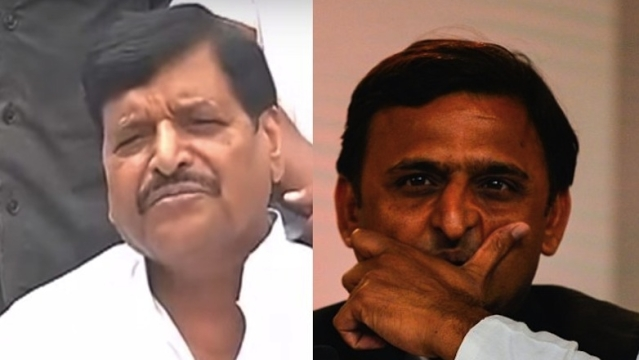 Ticket Distribution Row In SP: Is Shivpal Testing Akhilesh?