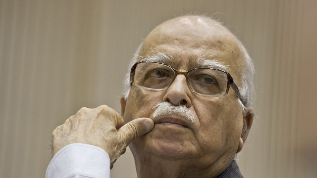 LK Advani Gives His Heartiest Congratulations To PM Modi, Amit Shah For Unprecedented Victory