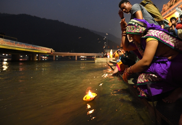 The Ganga Stands For Oneness Of Humanity And Legends Bear Witness To That