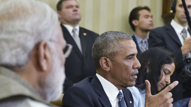 Modi Has A Big Hand In Obama's Success On The India Front