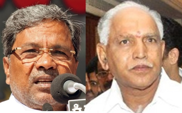 Karnataka CM B S Yediyurappa Asymptomatic After Contracting Covid-19, Siddaramaiah Suffering From High Fever