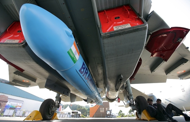 Amid Mounting Tensions With China, IAF's BrahMos-A Supersonic Cruise Missile Is Now Ready For Combat Use
