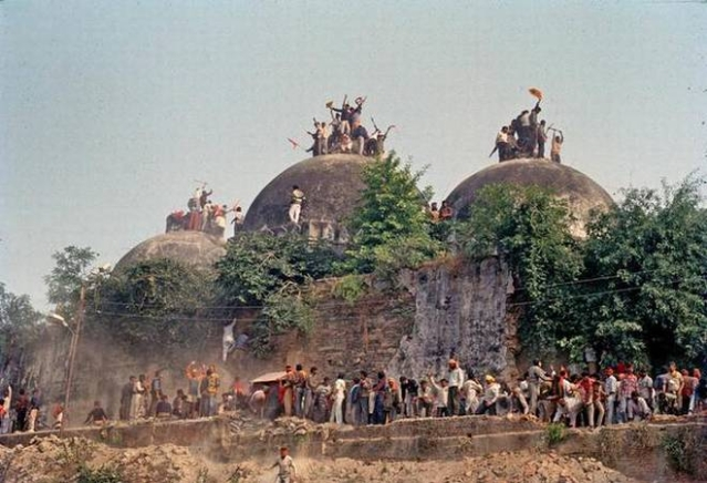 SC May Revive Conspiracy Charges Against Advani, Joshi, Kalyan Singh In  Babri Demolition Case