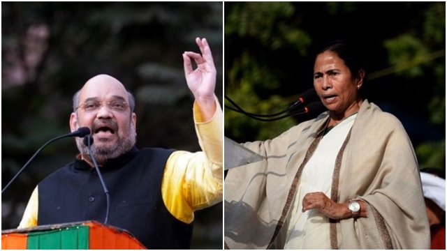 """Injustice To Migrant Workers"": Amit Shah Writes  To Mamata, Says State Govt Not Allowing Trains  To Enter West Bengal"