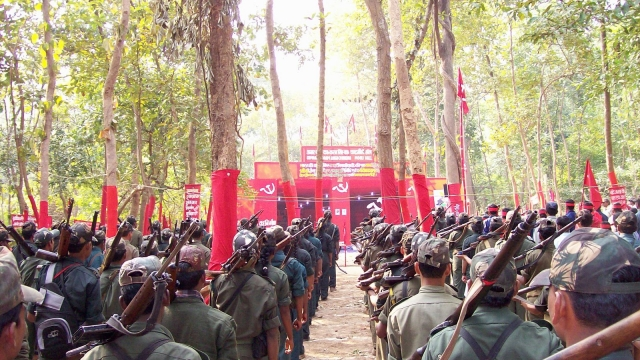 Chhattisgarh: Two Cops Arrested On Charges Of Supplying Weapons To Maoists