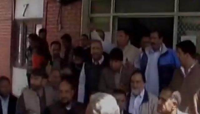Jammu And Kashmir Bypolls: NC Members Shout Anti-India Slogans