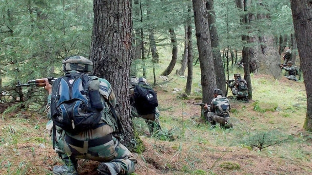 J&K: NIA Files Chargesheet Against Six  For Operating Infiltration And Transportation Module For Terrorists