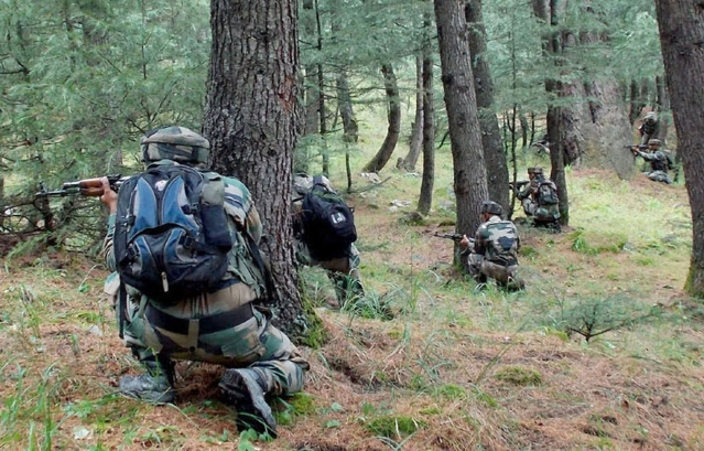 Indian Army  Eliminates Three Pakistan Backed Terrorists In Naushera Sector, Foils Infiltration Bid