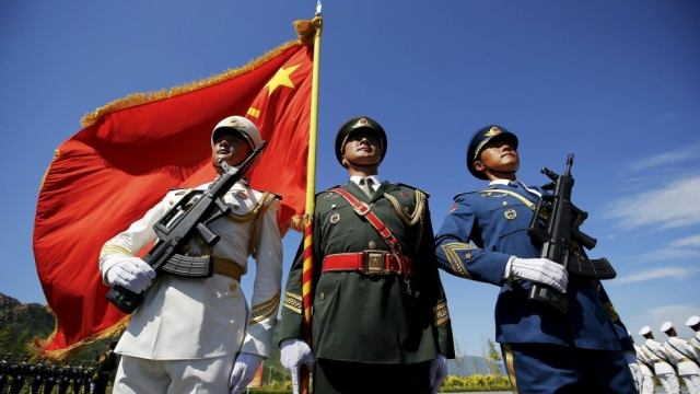 Not Just At Stand-Off Locations, China Ramping Up Its Military Infrastructure Across The LAC: Report