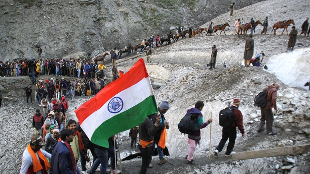 J&K Governor Launches Online Registration Facility For Shri Amarnath Yatra Scheduled To Begin From 1 July