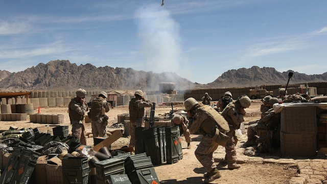 US Expected To Withdraw 4,000 Soldiers Deployed In Afghanistan As It Resumes Peace Talks With Taliban