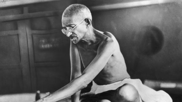 Gandhi In Context: What The Mahatma Really Thought About  Cow Slaughter