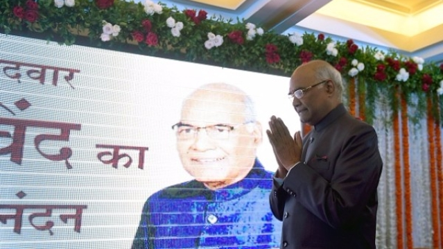 Behind BBC's Skewed Coverage Of Ram Nath Kovind's Presidential Election Win