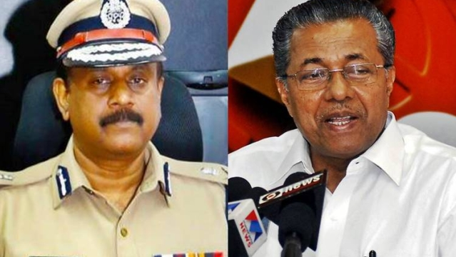 Is The Hounding Of Former Kerala DGP T P Senkumar A Communist Witch-Hunt?
