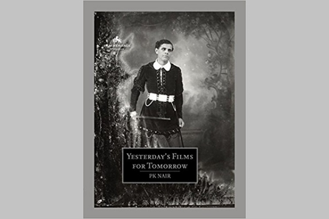 Cover of the book <i>Yesterday's Films for Tomorrow</i>