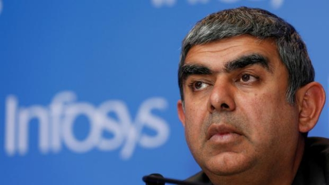 The Backstory To Infosys CEO Vishal Sikka's Resignation