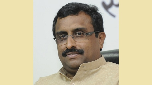 Swarajya Exclusive: Ram Madhav On Kashmir, North East, Foreign Policy And Going Back To The Roots