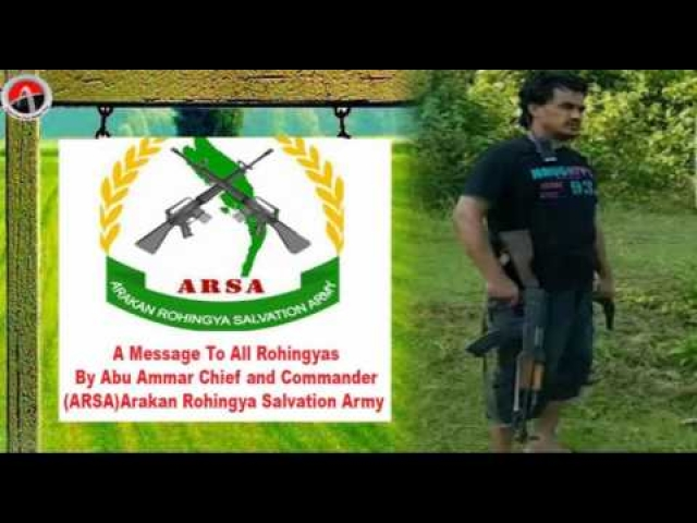 Facebook Bans Posts Of  Insurgent Group Of Rohingyas