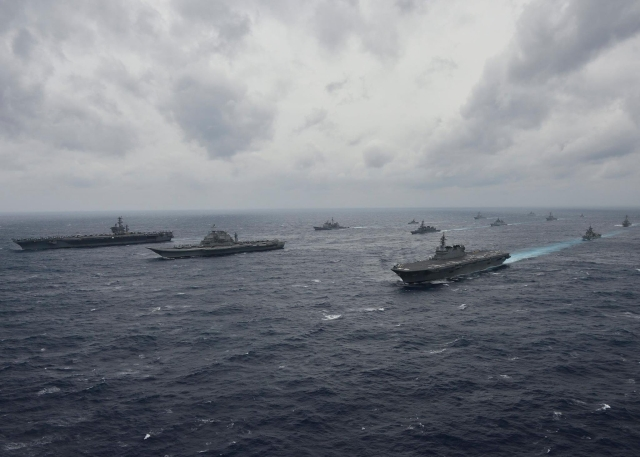 India Makes Big Move To Counter China, Malabar Naval Exercise Becomes QUAD Event Amid LAC Tensions