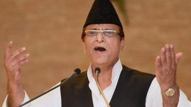 Azam Khan Makes Lewd Comment Against BJP MP Rama Devi In Lok Sabha, Gets Defended By Akhilesh