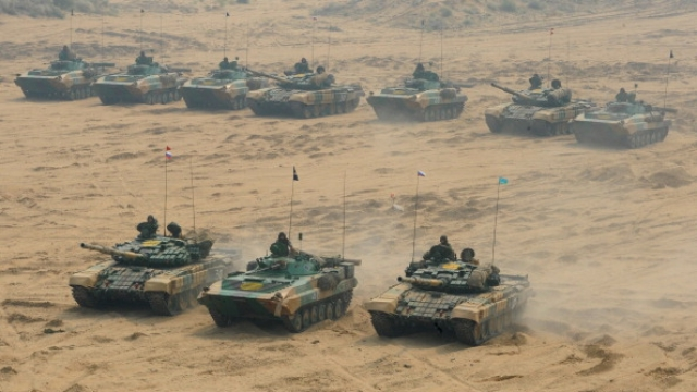 India Opts Out From Russia-Hosted Joint Military Exercise Where China, Pakistan Participating
