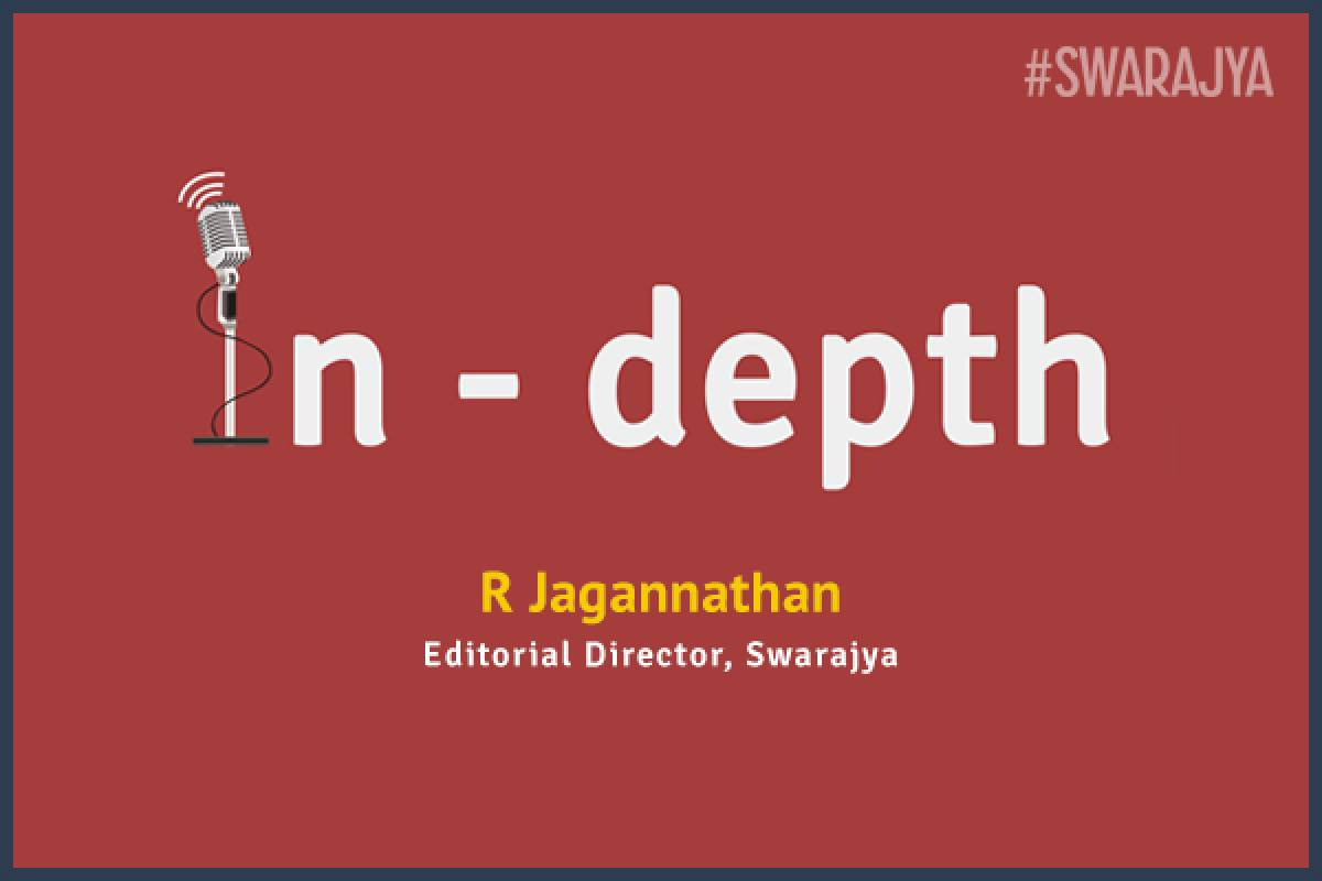 Listen To R Jagannathan Talk About The Economic Slowdown, Stimulus Package, Banks' NPAs And Tax Cuts