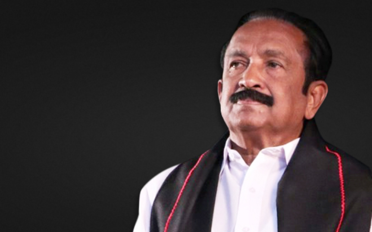 Vaiko's Conversion Story And What It Tells Us About Contemporary