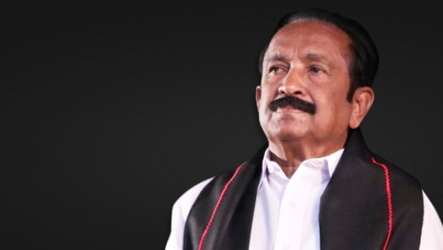 Vaiko's Conversion Story And What It Tells Us About Contemporary Dravidian Politics