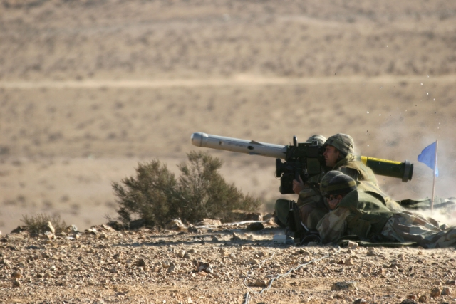 Indian Army To Deploy Israeli-Made Spike ATGMs At LoC To Counter Pak's Terror Infrastructure